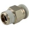 KELM One Touch+ Plastic Push-In Fittings (16 bar rated)